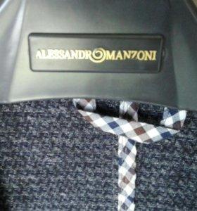 Мужской итальянский пиджак