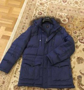 Мужская куртка (зима)