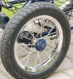 Запчасти для коляски, рама и колёса