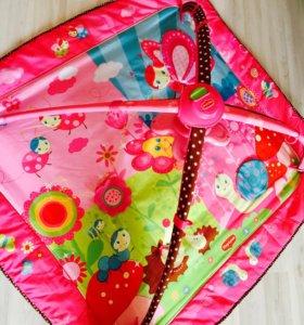 Развивающий коврик фирмы Tiny Love моя принцесса