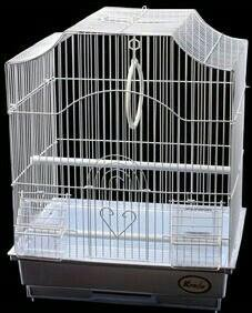 Клетки для попугаев и других птиц новые