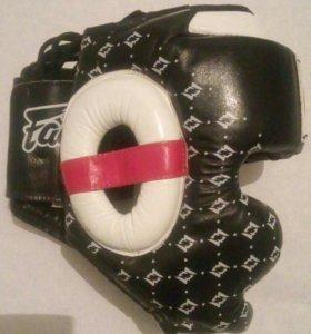 Шлем Fairtex тренировочный для спарингов HG10