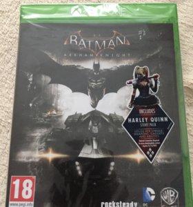 Xbox one - Batman arkham knight новая