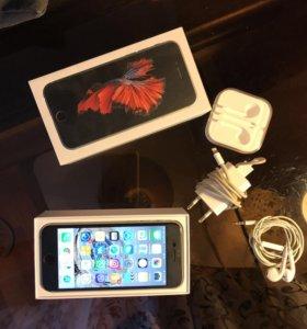 Продаю iPhone 6s, 64GB
