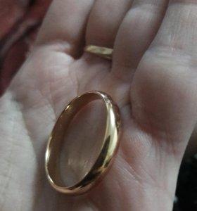 Кольцо из медсплава