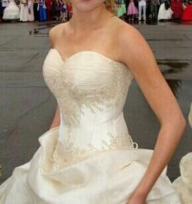 Выпускное платье. Свадебное платье.