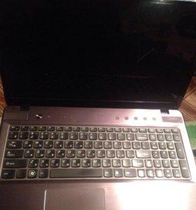 Ноутбук Lenovo ideaPad Z575