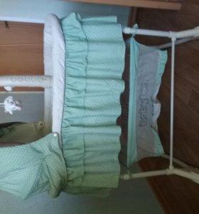 Детская кроватка, люлька