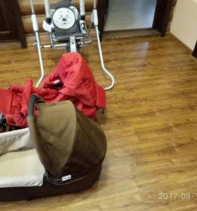 Детская коляска 2 в 1 Teutonia