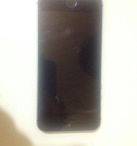 Айфон 5s 16g space gray