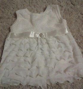 Платье для самой маленькой принцессы