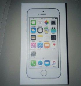 Коробка на айфон 5s