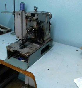Петельная промышленная машина