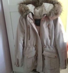 Куртка парка Bershka 46 p