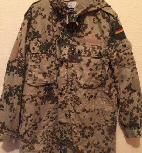 Парка (куртка) Бундесвер тропентарн (tropentarn)