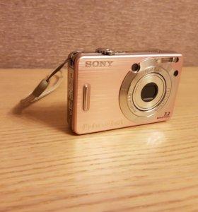 Фотоаппарат Sony Cybershot DSC-W55
