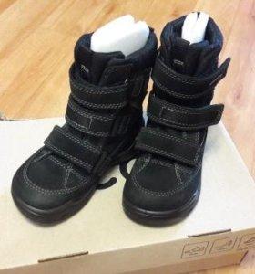 Ессо зимние ботинки