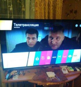 Телевизор LG 47lb652 smart