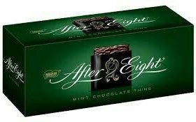 Мятный шоколад из Финляндии.