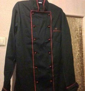 Новый костюм мужской для повара