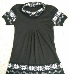 Платье-туника 44-46