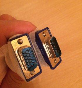 Продаю кабель VGA-VGA