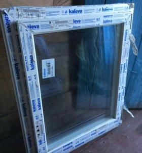 Окна пластиковые новые не подошли по размеру