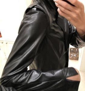 Кожаная куртка 46-48 (L)
