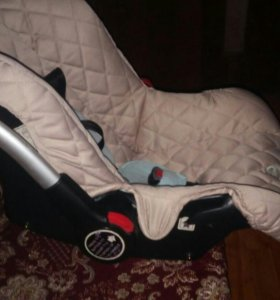 Автолюлька переноска Happy baby