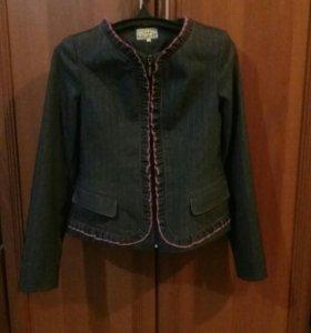 Пиджак для девочки (Школьная форма )