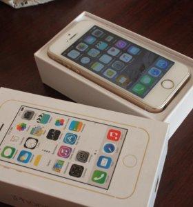 iPhone 5s 16g б/у