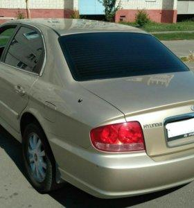 Hyundai Sonata Ef 2005г