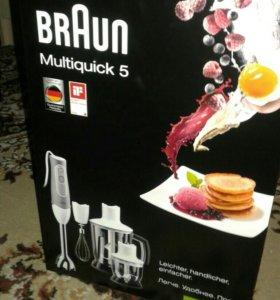 Блендер Braun mq 545 aperitive
