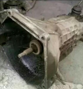 Коробка передач 4 ступенка