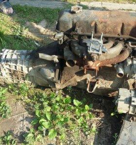 Двигатель ВАЗ 21011, КПП 4 ступенч.
