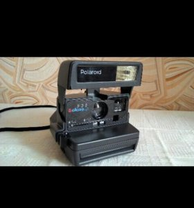 Фотоаппарат полароид 636