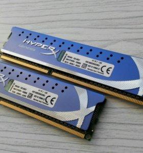 Kingston HyperX DDR3 - 2x4Gb 1600
