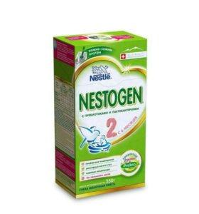 Молочная смесь Nestogen 2 c 6 мес. 350 г