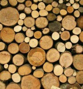 Осина Береза  дрова