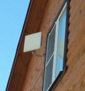 Усилитель интернет сигнала с Wi-Fi. Торг.