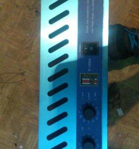 Музыкальный усилитель Eurosound D-1200A