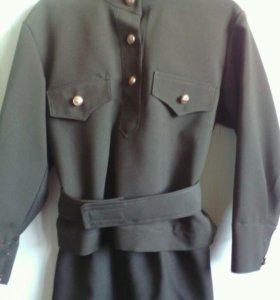 Военный костюм!