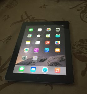 Apple iPad 3 New 32 gb WiFi + Cellular