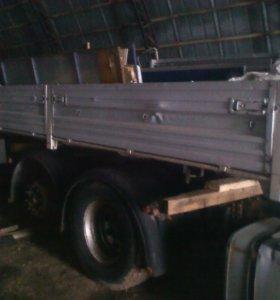 Кузов-бортовая платформа