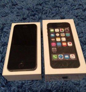 Айфон 5s на 16gb