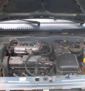 Двигатель инжектор ваз 21099