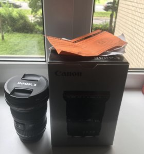 Canon 16-35 l