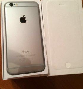 iPhone 6 16 gb в идеальном состоянии !
