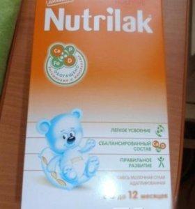 Смесь Nutrilak 0-12