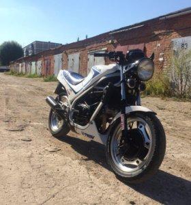Honda vt250z V-twin
